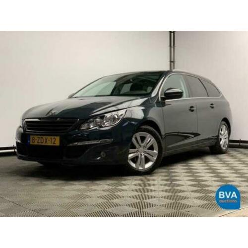 Peugeot 308 SW 1.6 BlueHDI Blue Lease Executive (bj 2014)