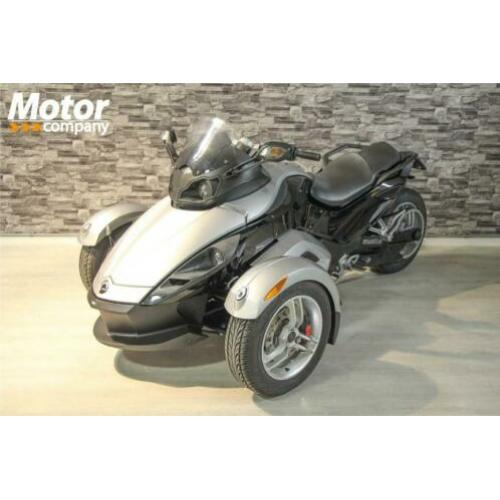 Can-am spyder rs sm5 lage kmstand (official spyder & ryker d
