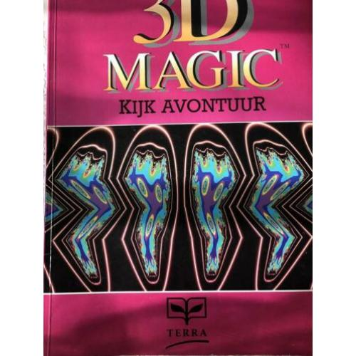 3D Magic kijk avonduur