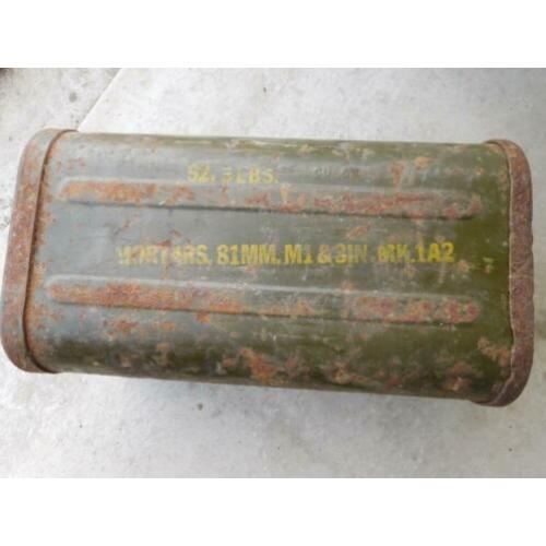 mortar 81mm box us Amerikaans