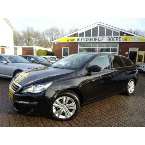 Peugeot 308 SW 1.6 BlueHDI Executive Pack Pano-Dak, Leer, tr