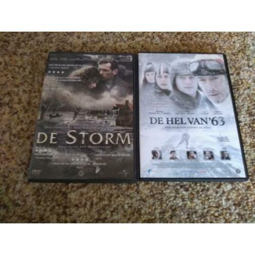 NL series en films o.a. de troon, de storm