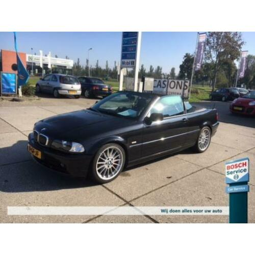 BMW 3-Serie 2.2 CI 320 CABRIOLET Executive