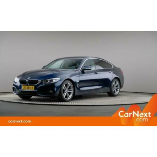 BMW 418D Automaat High Executive Pakket, Leder, Led, Navigat