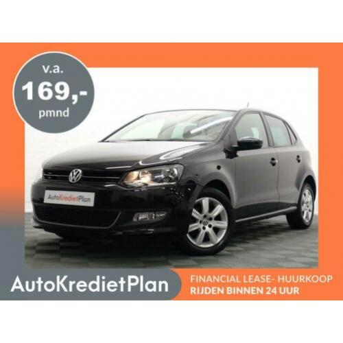 Volkswagen Polo 1.2 TSI Highline, Full map Navi, Mf Stuur, E