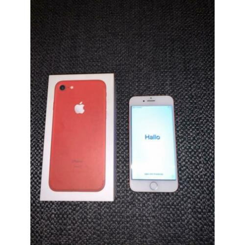 Iphone 7 128GB Red (Samsung Huawei One plus)