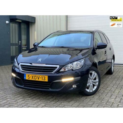 Peugeot 308 SW 1.6 BlueHDI Blue Lease Executive DEALER ONDER