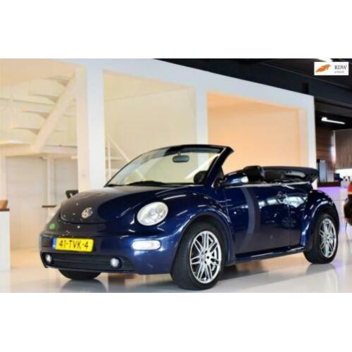 Volkswagen New Beetle Cabriolet 2.0 Highline STOELVERWARMING