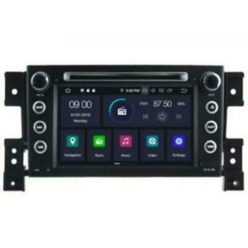 suzuki vitara navigatie 2007 dvd usb android 9gratis carplay