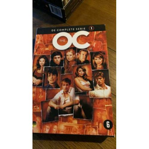The OC compleet serie 1