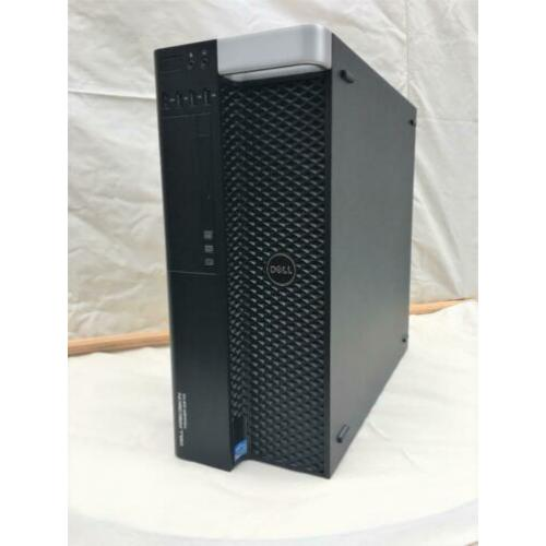 Dell Precision Tower 5810(Pro Support tot 17-1-2021)